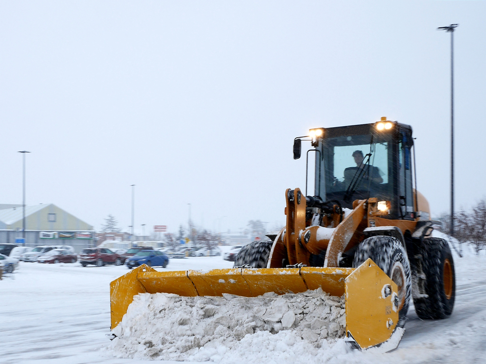 Commercial Snow Removal Plymouth MN