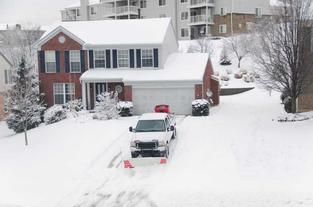 Residential Snow Removal Plymouth MN